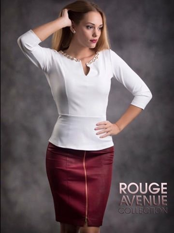 Rouge női alkalmi felső 89bad3fee7