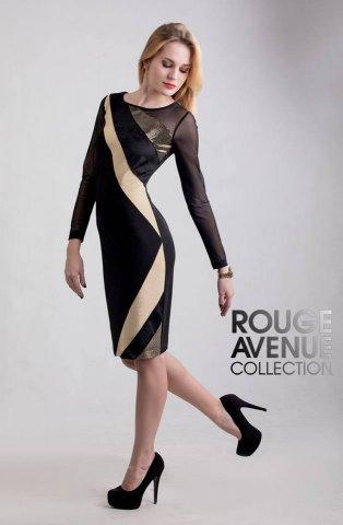 Rouge női alkalmi ruha. 097020fdf6