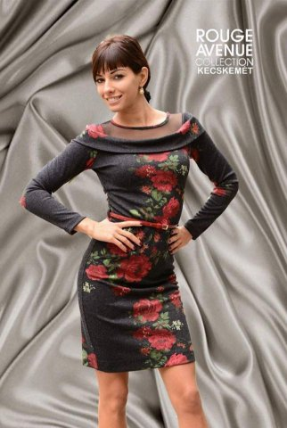 Rouge női ruha 80ccdec9ac